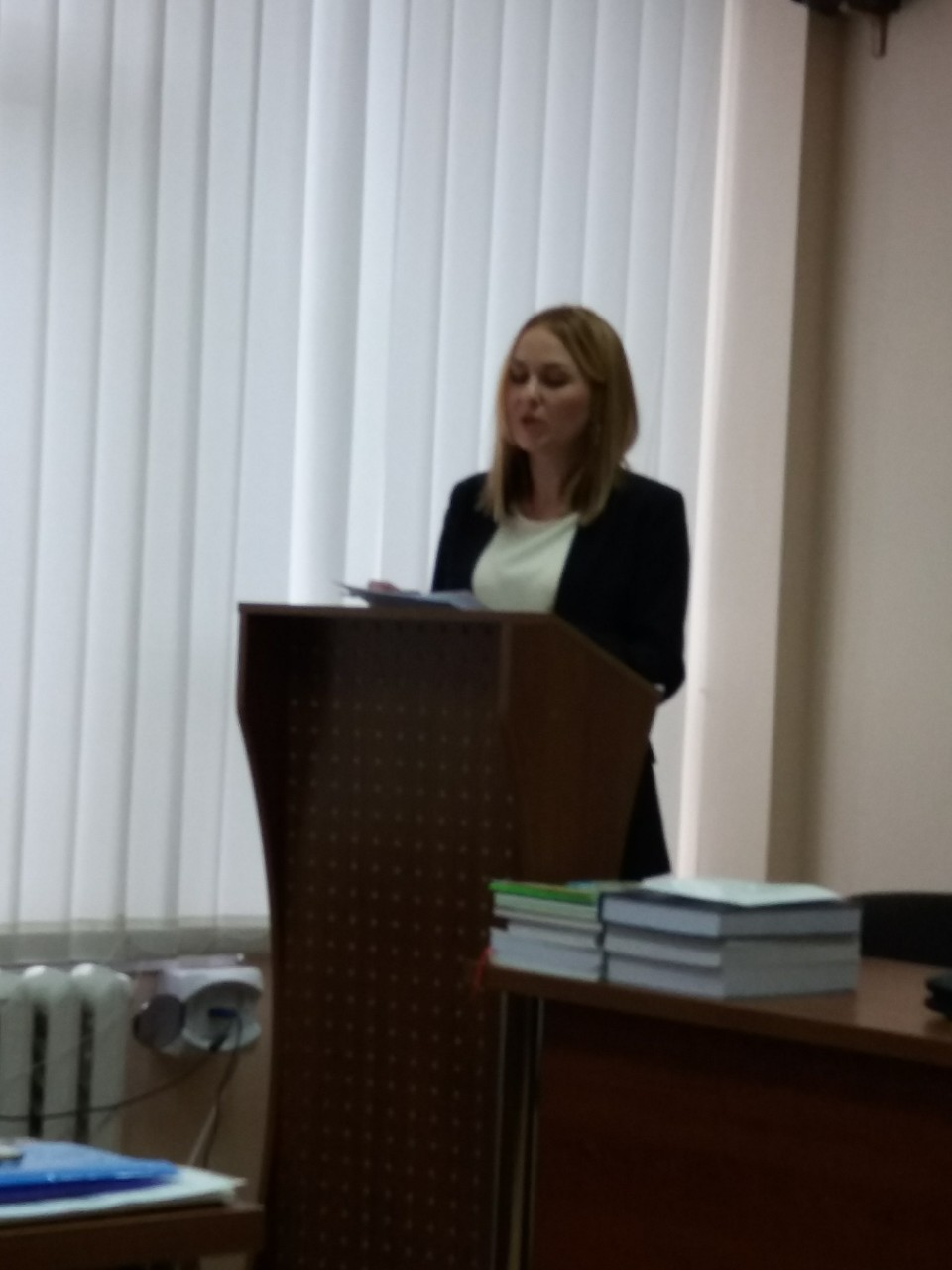 Olena Hlushchenko