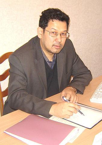 Rishat Saurbayev