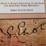 A Study of Eliot's Influence on the Iraqi and Arab Free Verse Movement